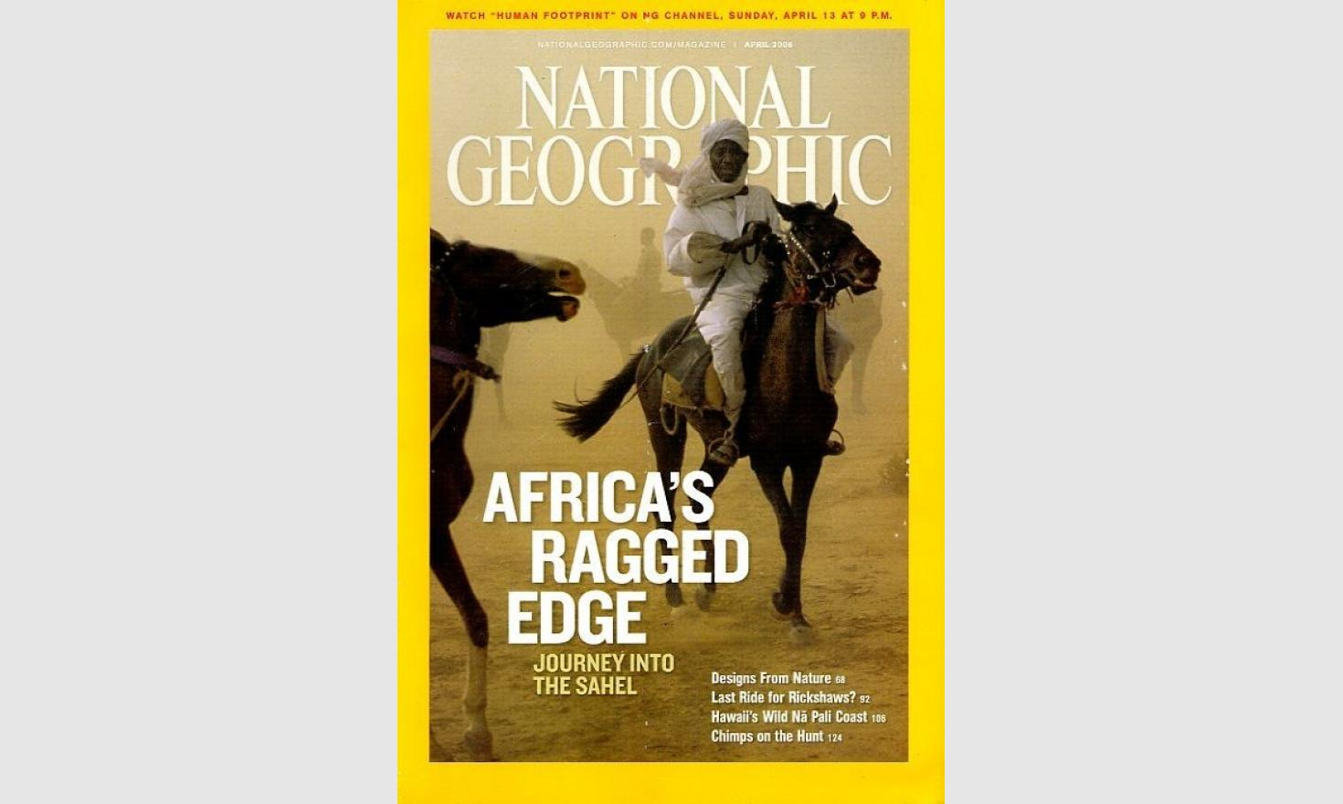 National Geographic. 2006.