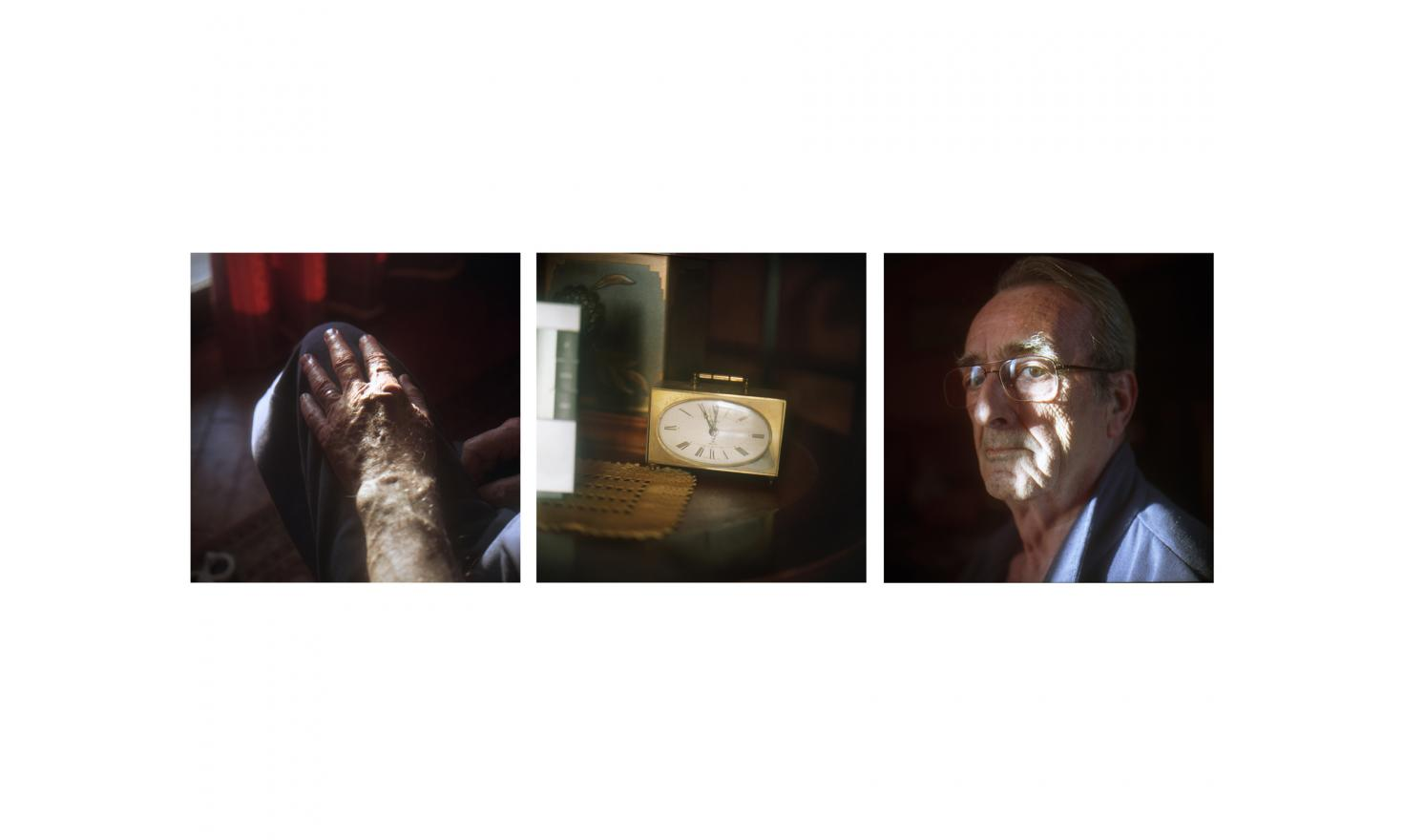 wedding ring, clock and Robert Dherbeys, Romans sur Isere 23rd of March 2015