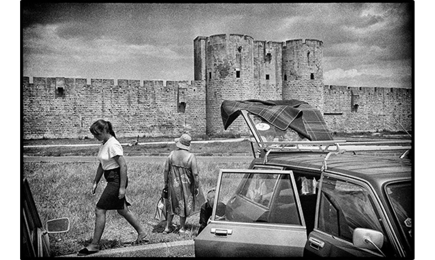 Holidays in southern France. Aigues Mortes. July 20-August 2.