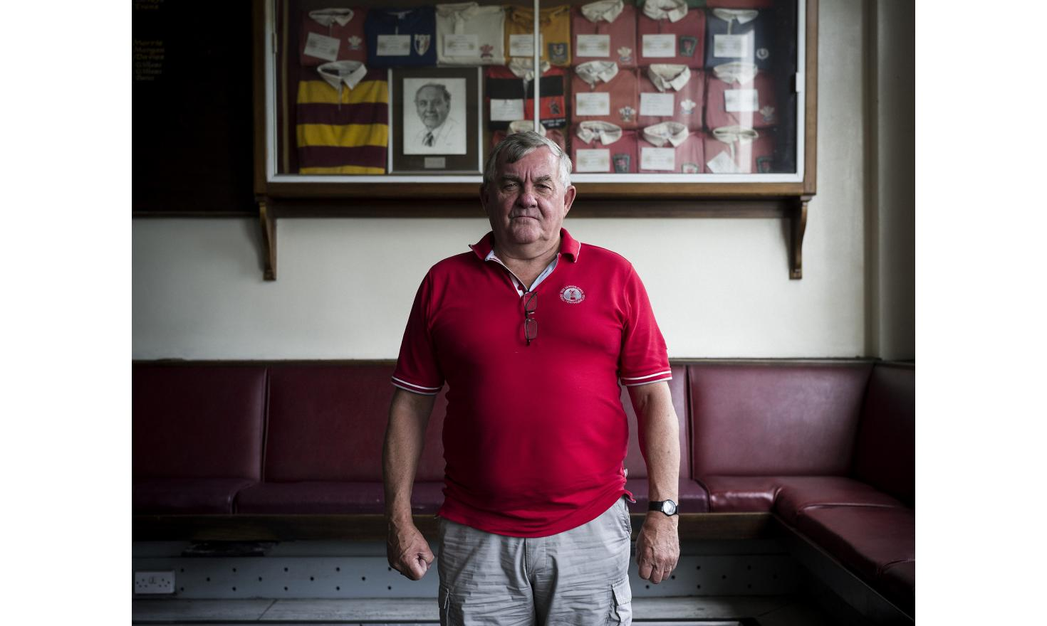 Jeff Kingdom is a retired steel-worker, living in Port Talbot in South Wales. He voted to leave in last year's referendum on EU membership.