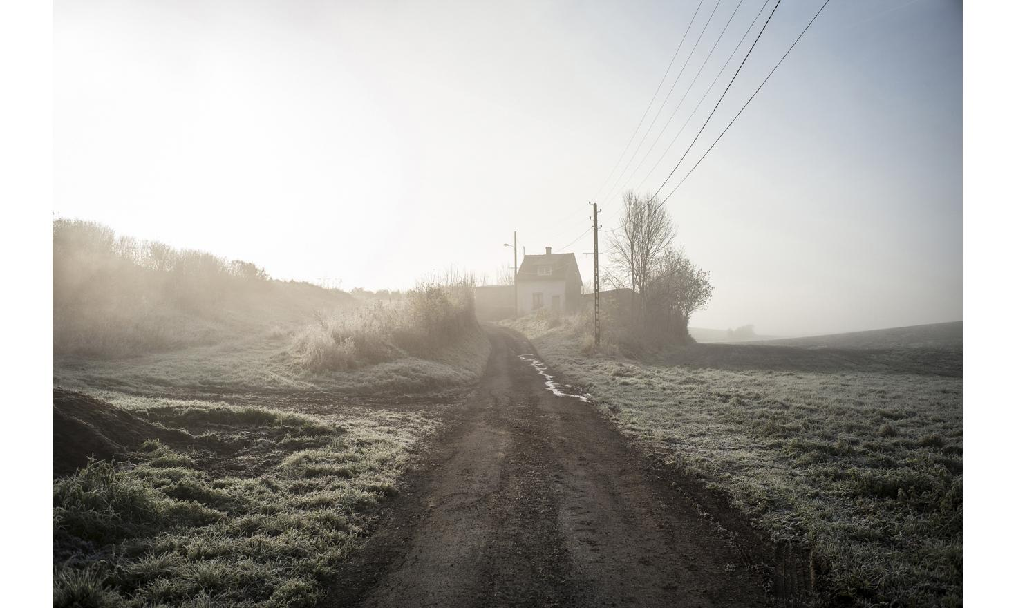 Landscapes of the Somme region.
