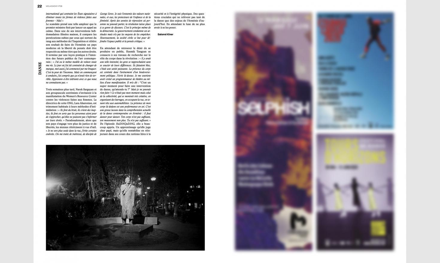 Mouvement - Hasmik Tangyan - Page 3