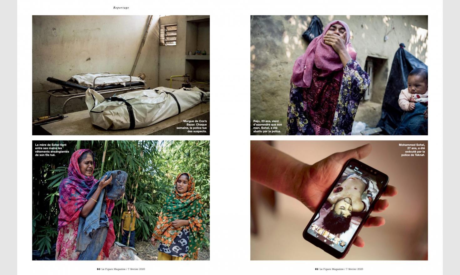 Figaro Magazine. Bangladesh