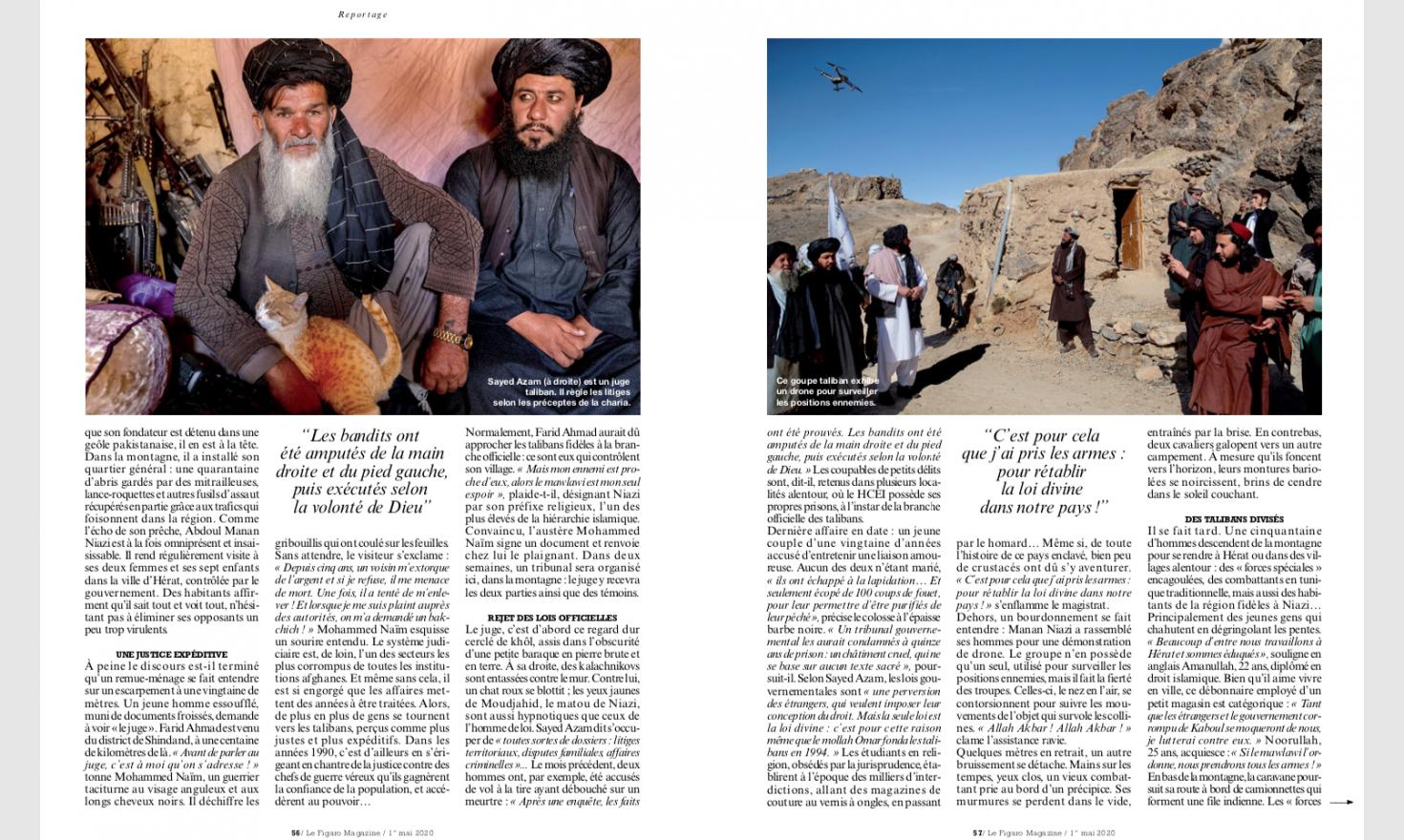 Le Figaro Magazine, Pascal Maitre/MYOP
