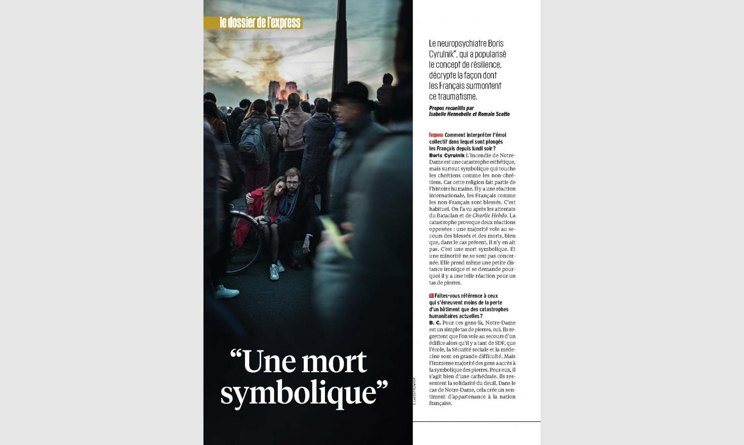 © Stéphane Lagoutte / MYOP