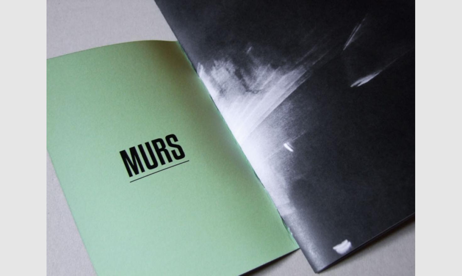 MURS. Auto-édition. 2015.
