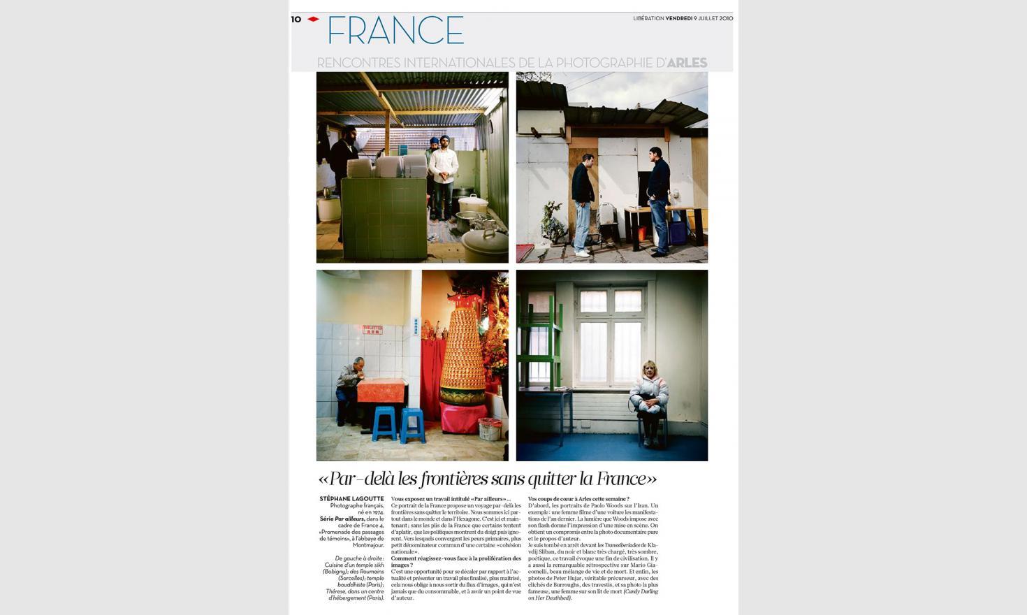 France, Rencontres Internationales de la photographie d'Arles