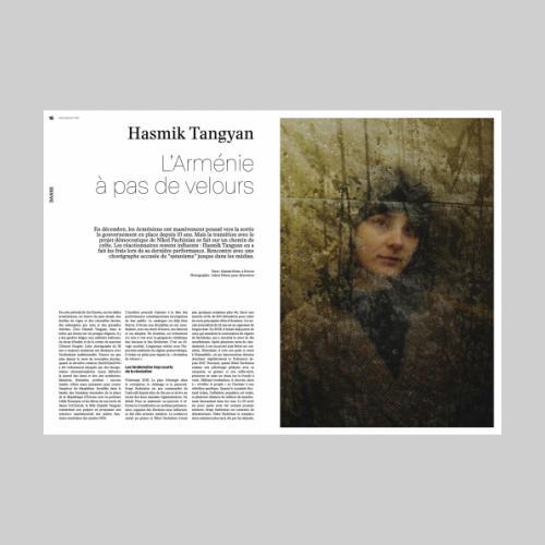 Mouvement - Hasmik Tangyan - Page 1
