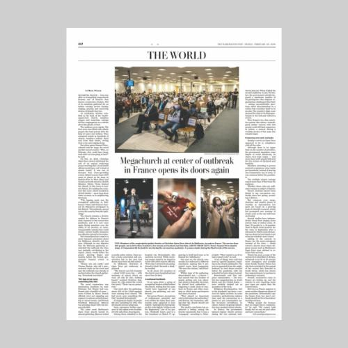 Publications - The Washington Post