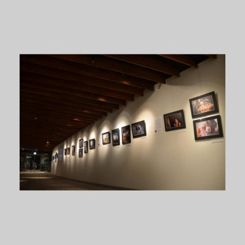 "Exhibition ""Sugar Girls"" Iwaki Performing Center, Fukushima, Japan"