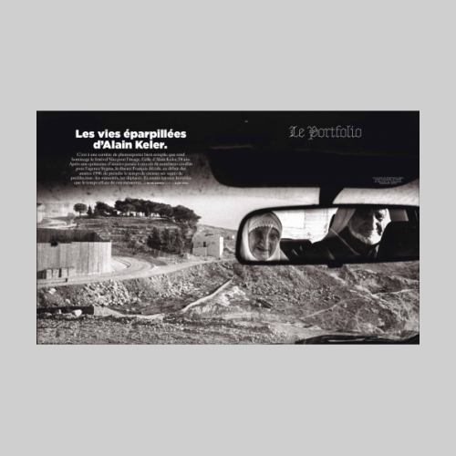Le M - Journal d'un Photographe © Alain Keler / MYOP