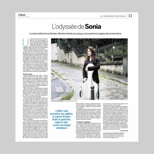 Sonia Wieder Atherton