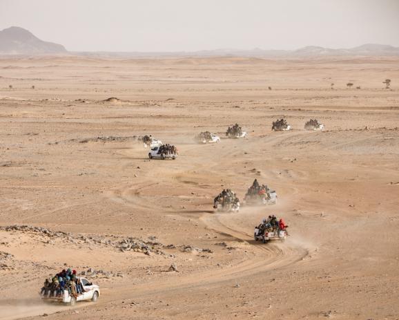 Niger, 2018 © Pascal Maitre / MYOP