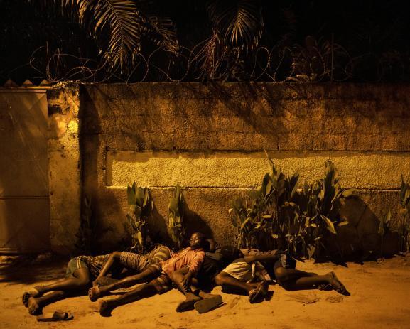 Enfants Sorciers de Kinshasa