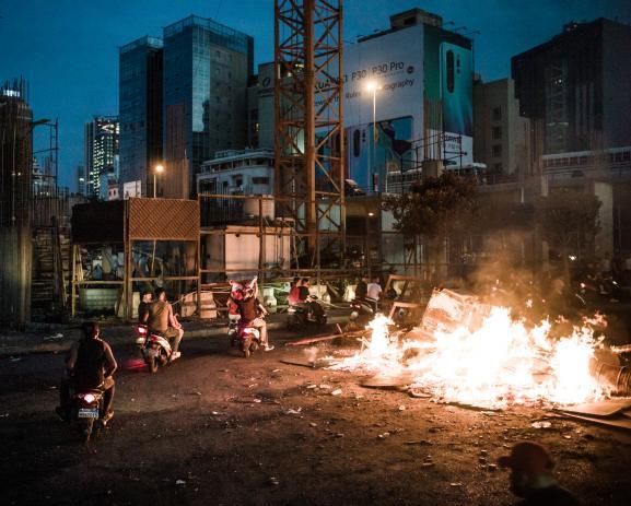 Lebanese Revolts